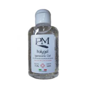 ITALYGEL da 100 ml con ALOE VERA in PLASTICA